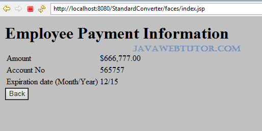 convert jsf page to pdf